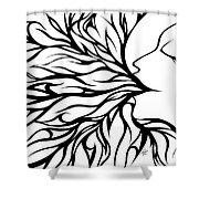 Viliansbreath Shower Curtain