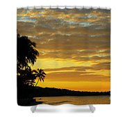 Viti Levu, Coral Coast Shower Curtain