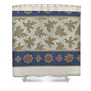 Wallpaper Shower Curtain