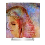 What Matters Shower Curtain