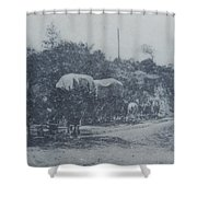 Whiskeytown National Recreation Area Shower Curtain