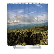 White Mountain National Forest - New Hampshire Usa Shower Curtain