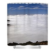 White Mountains New Hampshire Usa Shower Curtain