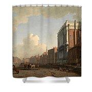 Whitehall Shower Curtain