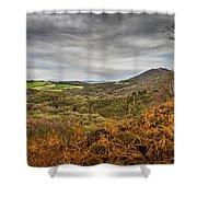 Wrekin View Shower Curtain