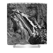 Yellowstone 19 Shower Curtain