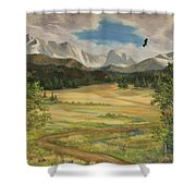 Your Journey Shower Curtain
