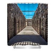 Yuma Territorial Prison Shower Curtain