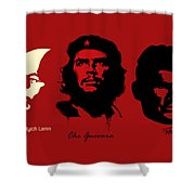 Communism Shower Curtain