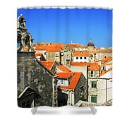 Croatia, Dubrovnik Shower Curtain