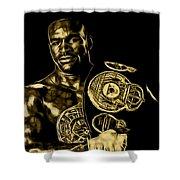 Evander Holyfield Collection Shower Curtain