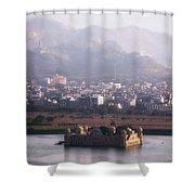 Jaipur - India Shower Curtain