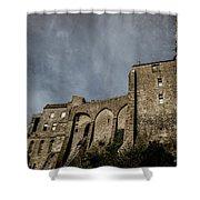 Le Mont Saint Michel Shower Curtain
