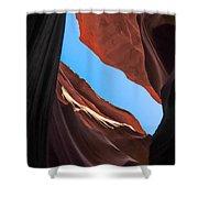 Lower Antelope Canyon Navajo Tribal Park #11 Shower Curtain