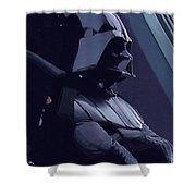 Movie Star Wars Art Shower Curtain