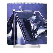 Original Star Wars Art Shower Curtain