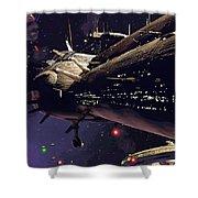 Star Wars Episode Art Shower Curtain