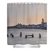 Swanage - England Shower Curtain