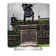 Scotland United Kingdom Uk Shower Curtain
