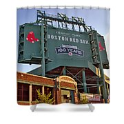 100 Years At Fenway Shower Curtain