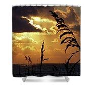 100_0103 Sunrise Shower Curtain