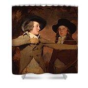 10204 Sir Henry Raeburn Shower Curtain