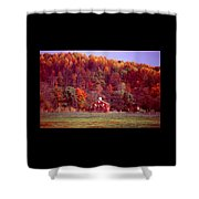 102701-16 Shower Curtain