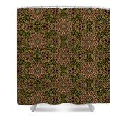 Arabesque 018 Shower Curtain