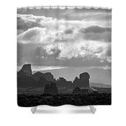 103 Shower Curtain