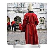 London England United Kingdom Uk Shower Curtain
