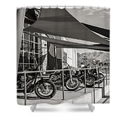 Screw It, Just Ride Shower Curtain