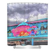 10770 Outfitters Shower Curtain