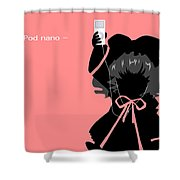 10968 Rozen Maiden Shower Curtain
