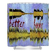 10975 Hey Jude By The Beatles With Lyrics Shower Curtain