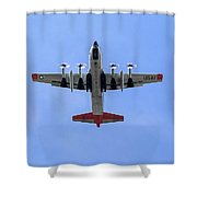 109th Air Guard Schenectady Shower Curtain