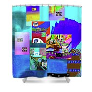 11-11-2015b Shower Curtain