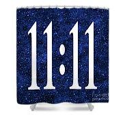 11 11 Shower Curtain