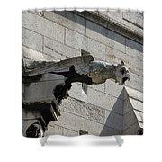 Basilica Du Sacre-coeur De Montmartre Shower Curtain