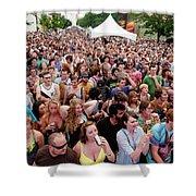 Bele Chere Festival Shower Curtain