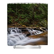 Brandywine Creek Falls Shower Curtain