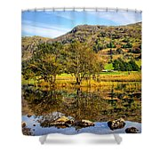 Brothers Water Shower Curtain