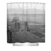 Canyonlands National Park Utah Shower Curtain