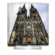 Cologne Germany Shower Curtain