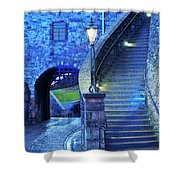 Edinburgh Castle, Scotland Shower Curtain