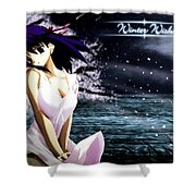 Fate/stay Night Shower Curtain