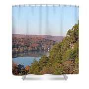 Ha Ha Tonka Shower Curtain