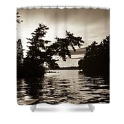 Lake Of The Woods, Ontario, Canada Shower Curtain