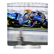 Motogp Shower Curtain