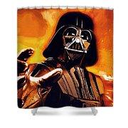New Star Wars Art Shower Curtain
