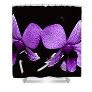 Orquid Shower Curtain